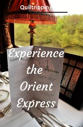 Experience the Orient Express