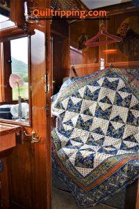 Orient Express Quilt