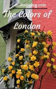 Explore London's colorful side #london #londoncolors #explorelondon