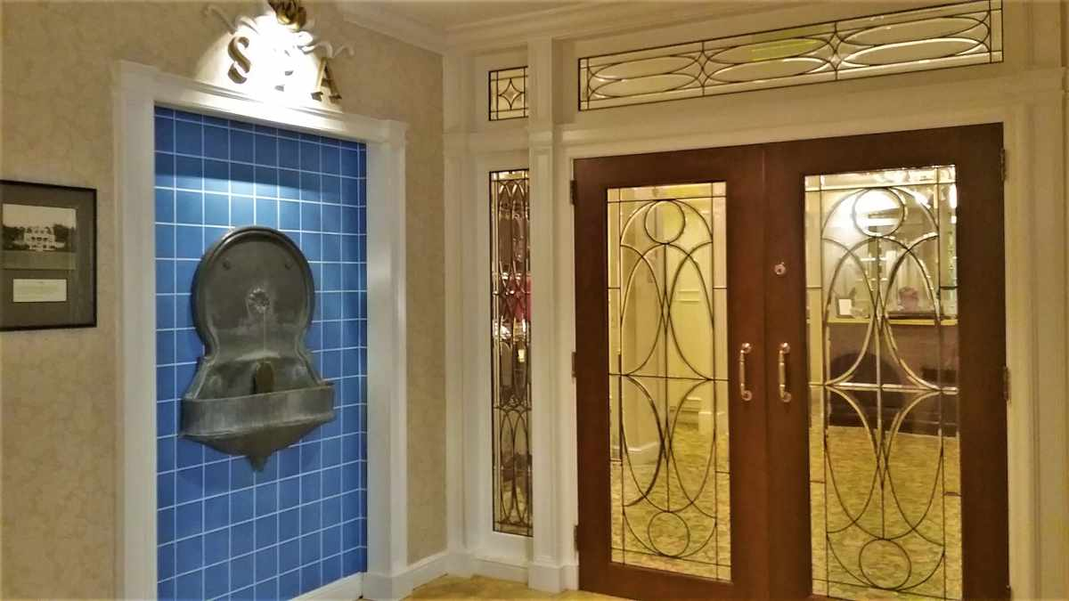Chocolate for the Mind, Body and Soul - A day at the Hotel Hershey Spa
