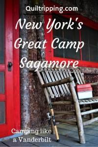How to camp like a Vanderbilt at New York's Great Camp Saganmore #campsagamore #sagamore #adirondacks #newyork