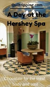 A day at the Hotel Hershey spa #hersheyspa #chocolatespa #hotelhersheyspa
