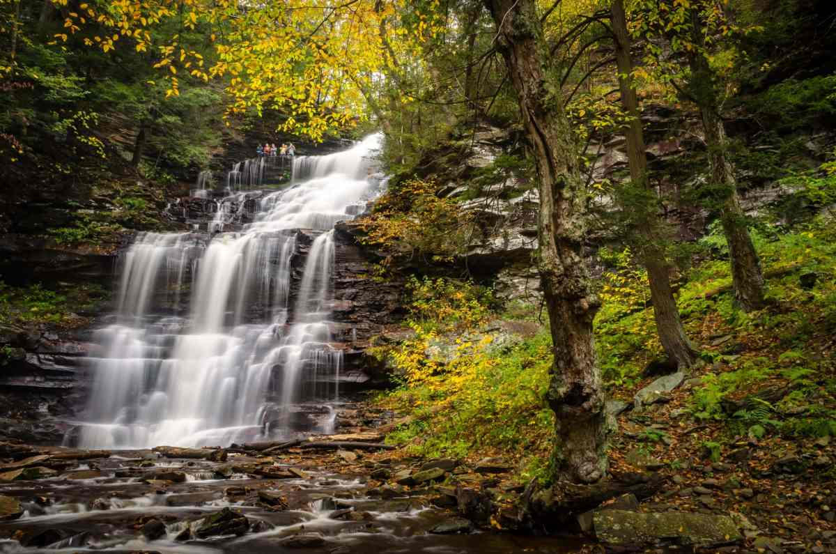 Hiking Ricketts Glen in Pennsylvania's Prettiest State Park