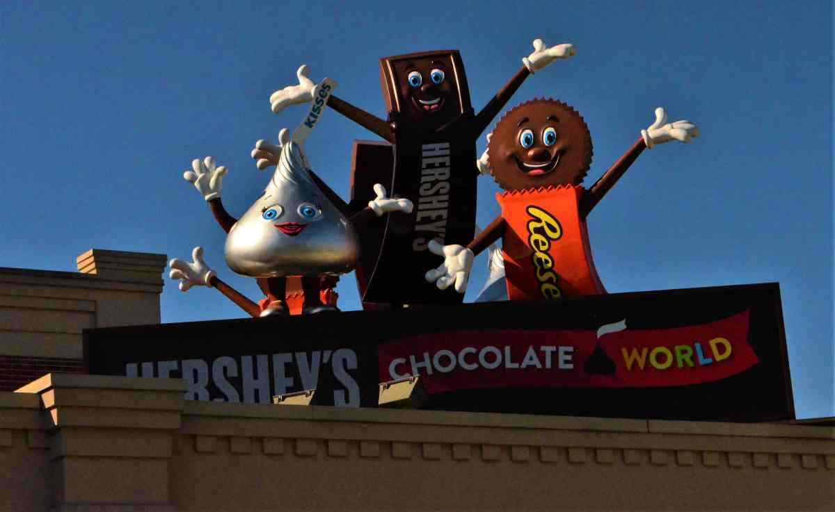 A Girl's Sweet Getaway Weekend in Hershey, PA