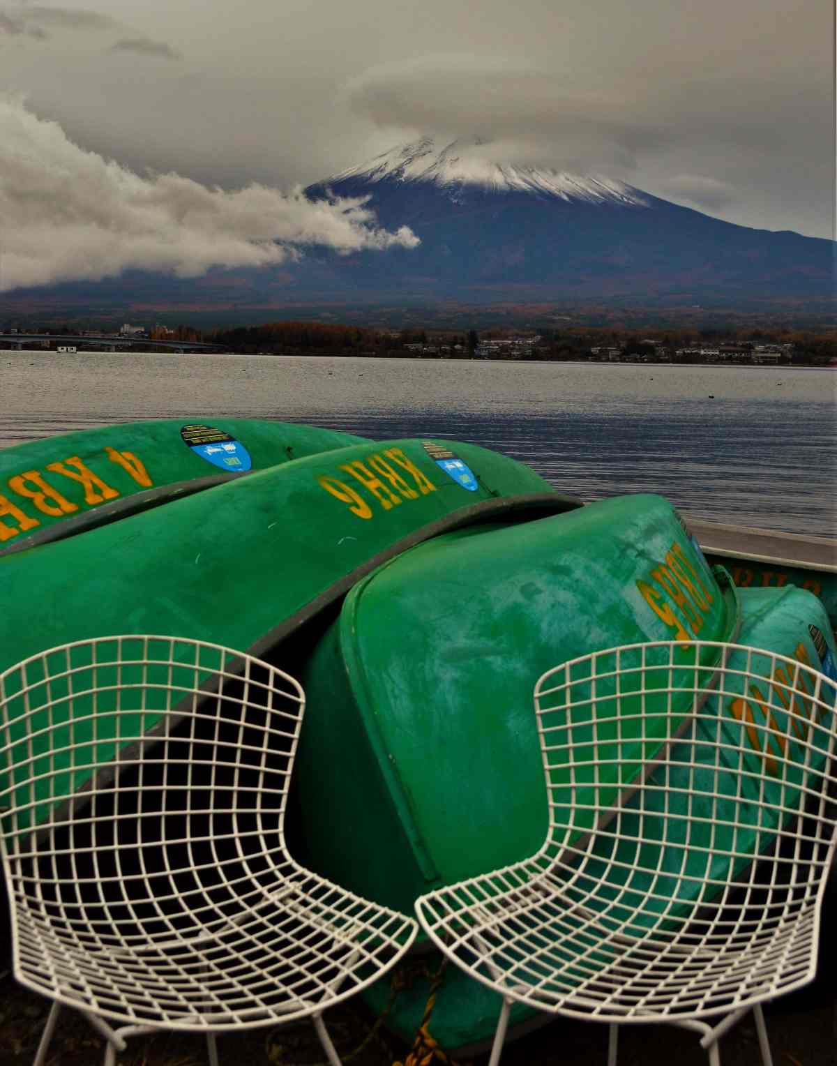 PhotoPOSTcard: Not Your Typical Mt. Fuji View