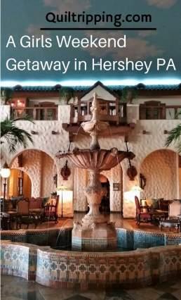 Hershey weekend
