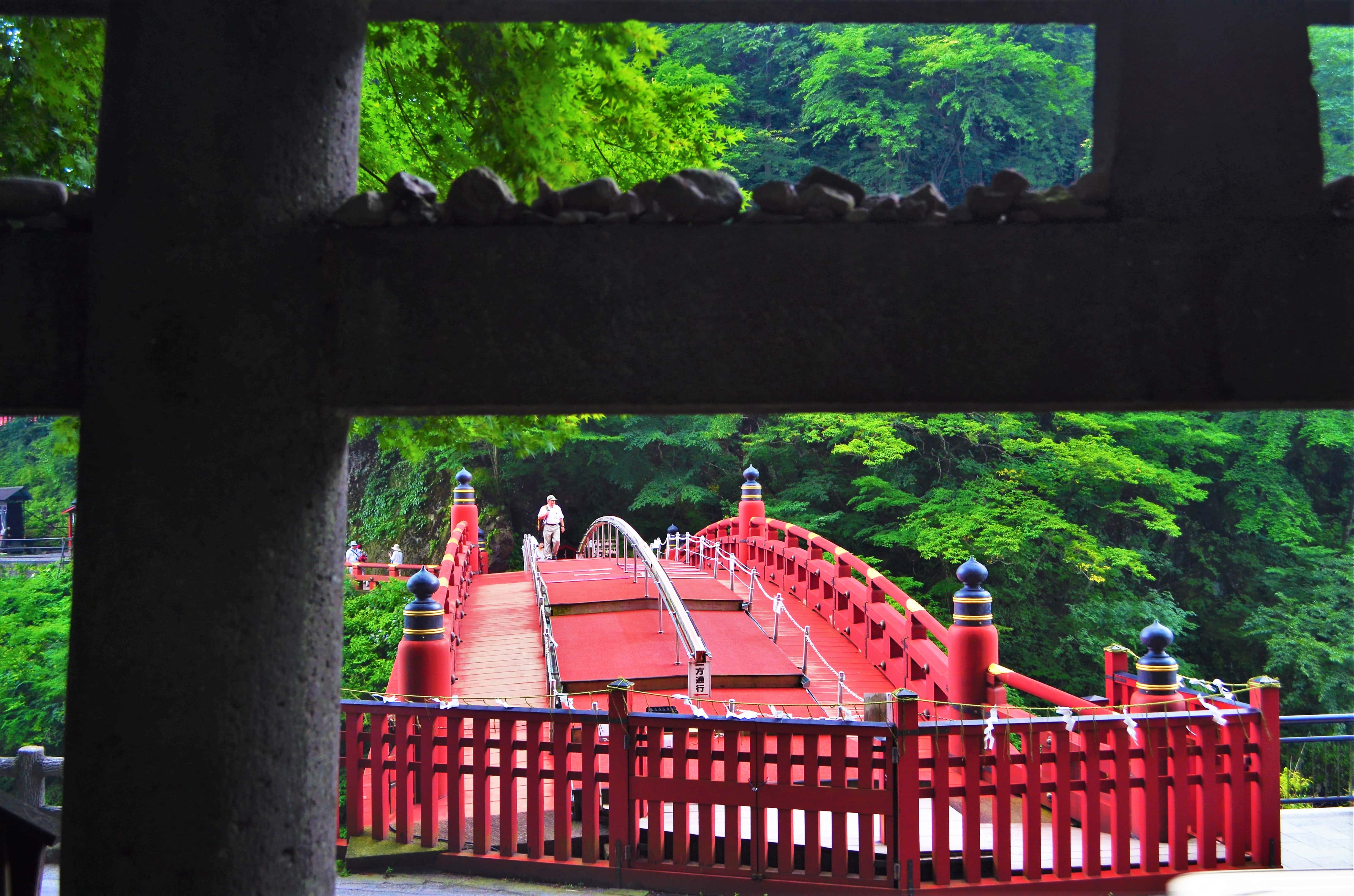 Photos from my explorations during lunch time in Nikko