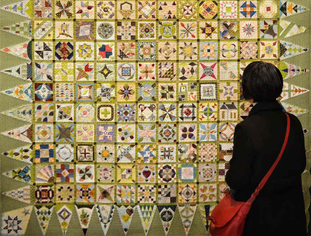 Why You Should Visit the Tokyo International Quilt Festival Even if You Don't Quilt