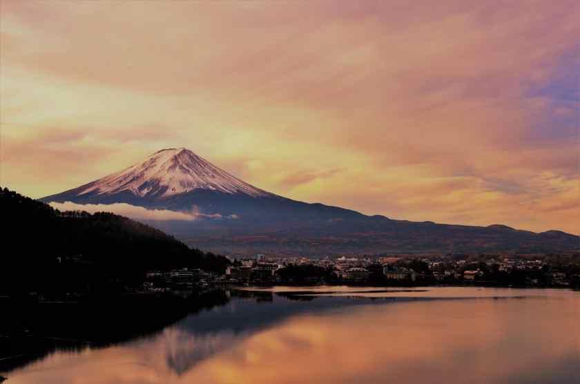 Mt. Fuji,Japan