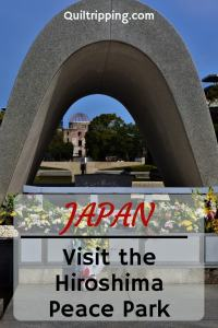 This award winning article about the Hiroshima Memorial Peace Park describes my visit to this moving memorial site #hiroshima #japan #peacepark