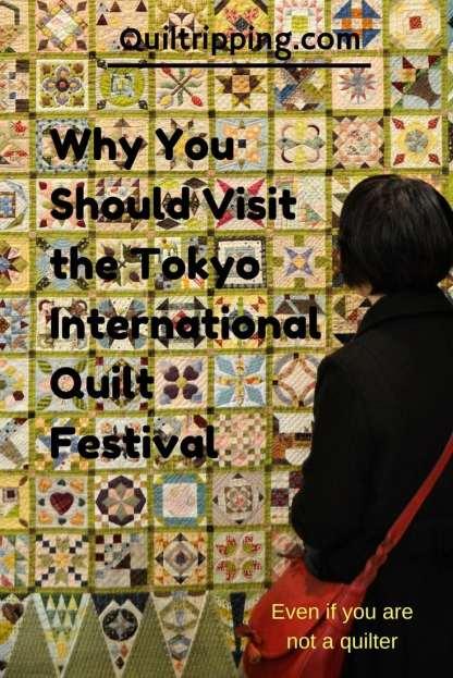 Tokyo Quilt Show 2