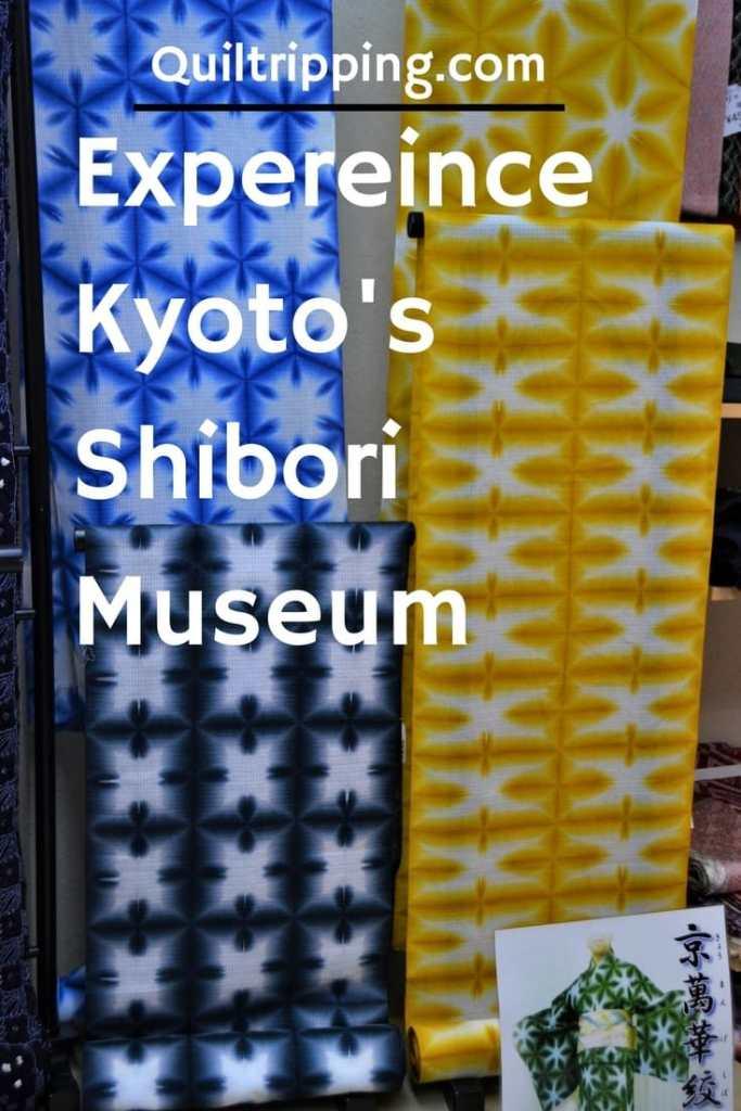 Kyoto's Shibori Museum