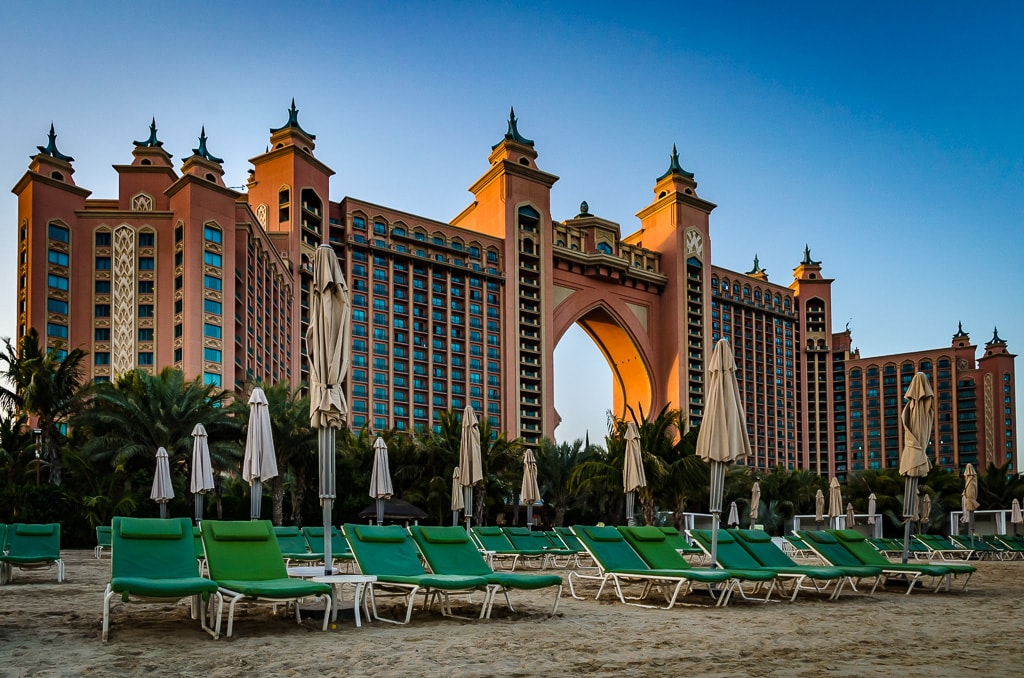 A Stay at the Atlantis, The Palm in Dubai – A Resort Experience Like No Other