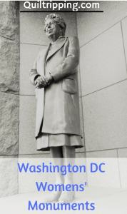 Where to find the Women's monuments in Washington DC  #washingtondc #womwnsmonuments