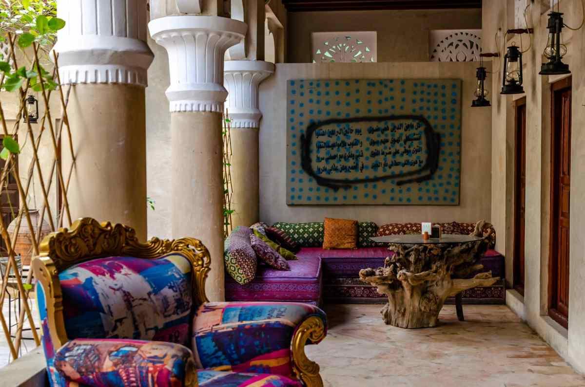 Wondering Where to Stay in Dubai? – Escape to the Boutique XVA Art Hotel