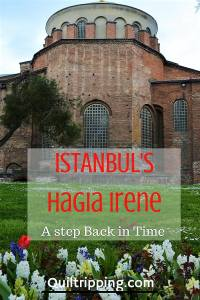 To visit Hagia Irene in Istanbul is to step back in time to the 6th century #hagiairene #istanbul #turkey