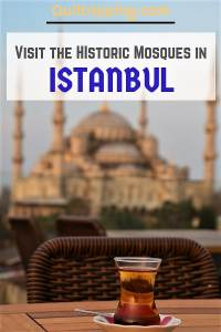 Istanbul has many great Historic Mosques that should not be missed on a first visit #istanbul #istanbulmosques #turkey
