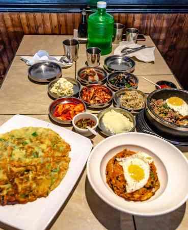 Nak Won Korean Restaurant in Beaverton OR