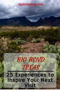 My favorite 25 Big Bend, TX Experiences to inspire you #bigbend #texas #bigbendexpereinces