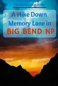 Remembering my visits to Big Bend NP #bigbend #hike #grapevinehills #balanced rock