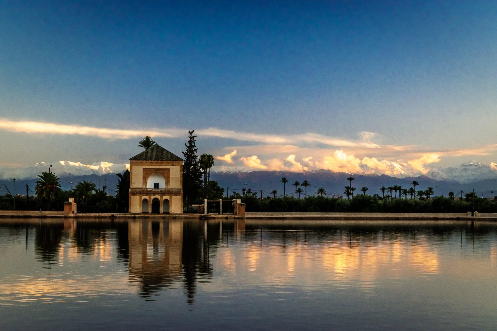 Menara Gardens, Marrakesh