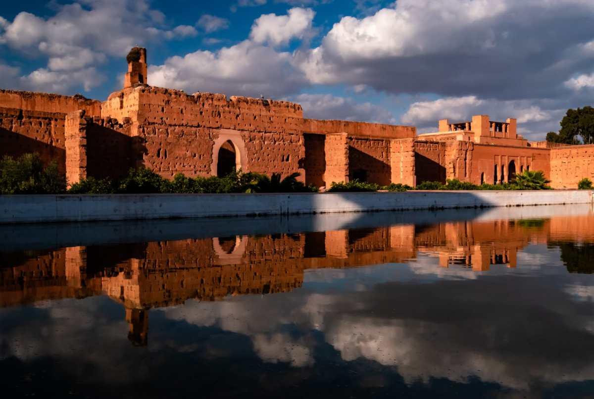 El Badi Palace Marrakesh