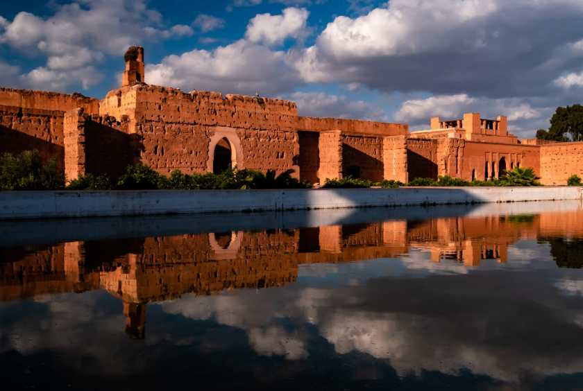 Badi Palace, Marrakesh