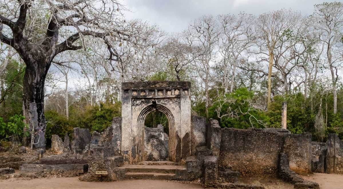 Get Thee to the Gedi Ruins