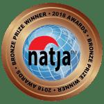 2018 NATJA Awards Bronze Seal