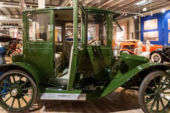 1923 Argo electric car