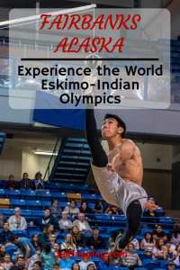 The World Eskimo-Indian Olympics in FAirbanks, Alaska are one of the most interesting summer activities #weio #worldeskimoindianolympics #fairbanks #alaska