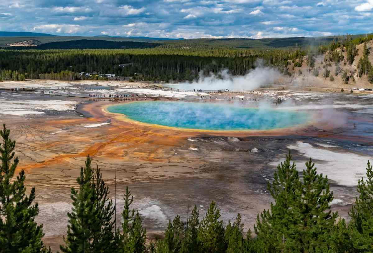 Tips for Planning a Trip to Yellowstone