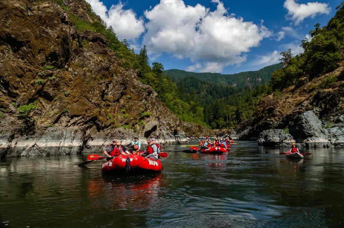 Rogue Luxury –  My Lodge to Lodge Rogue River Rafting Trip Experience