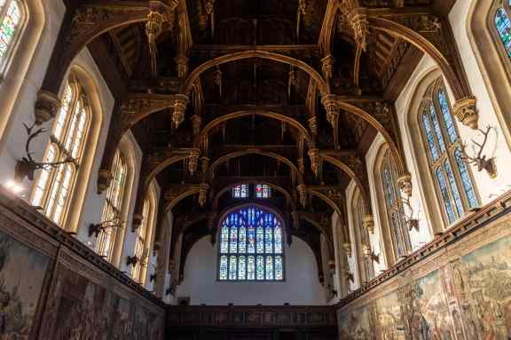 Henry VIII Great Hall at Hampton Court
