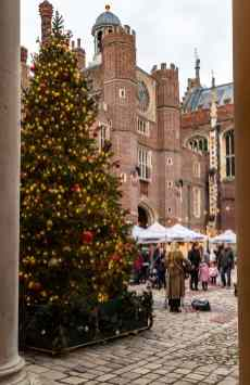 The Hampton court Festive Fayre