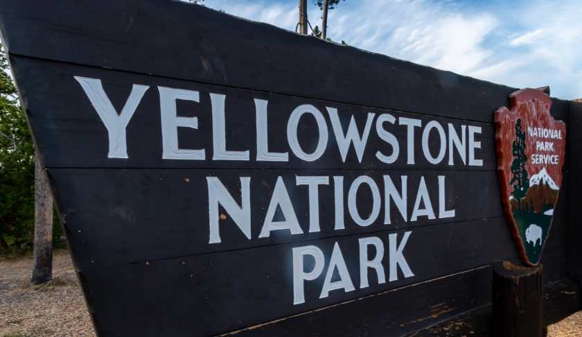 A Yellowstone Road Trip