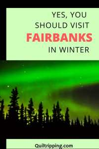 Discover shy you should visit Fairbanks alaska in winter and what to do on your trip