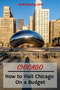 Tips on how to experience chicago on a budget #chicago #visitchicago #chicagoonabudget