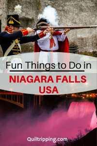Discover all the fun things to do in Niagara Falls USA #niagarafalls