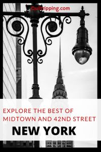Discover historic Midtown Manhattan and 42nd Street