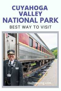 Sharing the best way to visit Cuyahoga Valley National Park and what to do once you are there