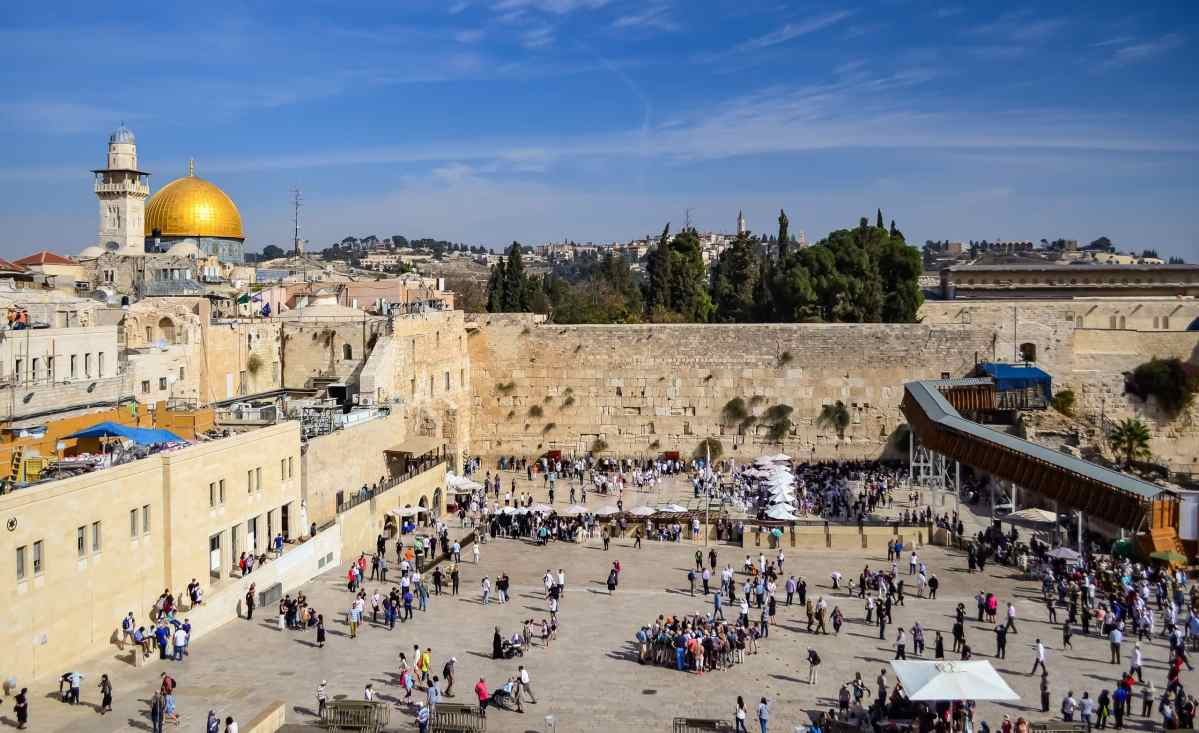One Day in Jerusalem: Where Three Religions Intersect