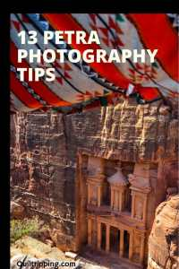 Use these 13 photography tips to get your best photos of Petra Jordan