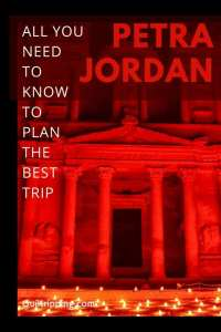 See Petra by night and day with this guide that gives you all the information you need to plan the best trip