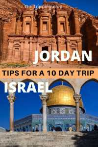 Sharing my tips for a 10 day itinerary to Jordan and Israel