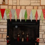 Christmas Mantle Scarf