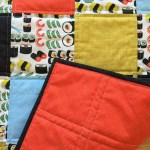 Sushi Baby Quilt