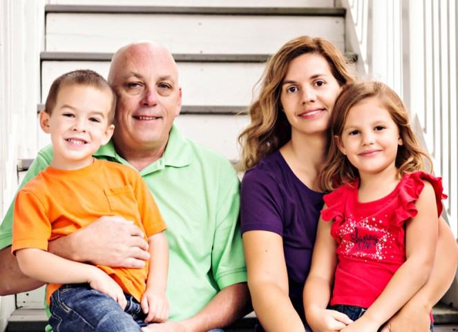 Flechtner Family 2015