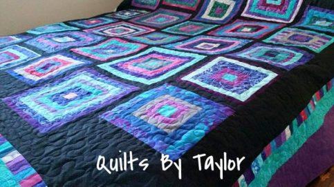 Handmade King Quilt Handmade Queen Quilts Orange Crush Quilt