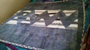 Modern Patchwork Quilt